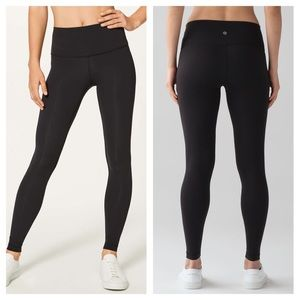 Lululemon Wunder Under Hi-Rise Full-On Luxtreme